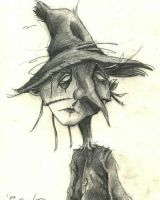 scarecrow by Zombienose