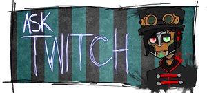 Ask Twitch Header by StahliStorm