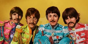 Beatles: Sgt. Pepper's Lonely Hearts Club Band by Prelude1964