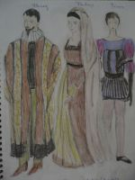 Romeo and Juliet costumes IV. by Silmarilian