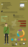 Curriculum Infografico by ToMmaX
