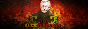 Alex Ferguson Signature by 7desires