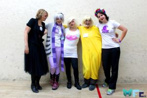 FrostCon2 - Official Homestuck 72 by Midnight-Dare-Angel