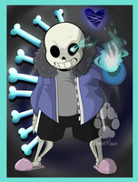 Undertale: Dirty brother killer by Red-Fox92