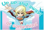 Up up and you know the rest! by Thebit07