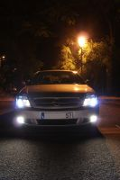 Opel Vectra by Night by Toun57