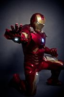Iron Man mark VII by shiroi-kishi