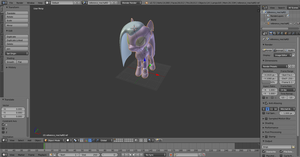 {W.I.P.} Is this how I Blender? by crazymod122