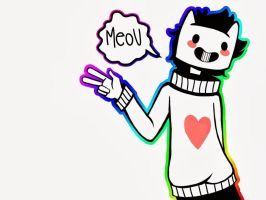 More Zacharie by catus15