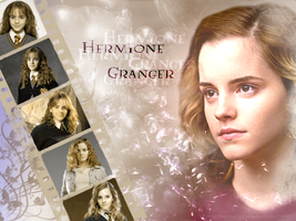 Hermione Granger by KadouCreations