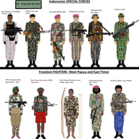 Indonesian Low Intensity Wars 1963-2015 by camorus----234