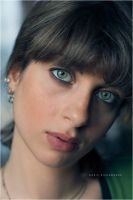Green Eyes by Jazzoline