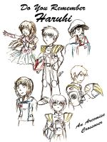 Do You Remember Haruhi? by Arcemise