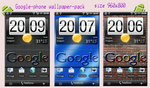 Google-phone wallpaper-pack by ilnanny