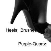 Heels Brushes by Purple-Quartz-Brush