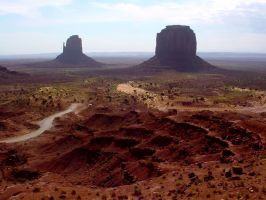 Photo: Monument Valley by AskGriff