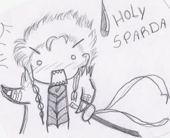 HOLY SPARDA not ready by onivalentine