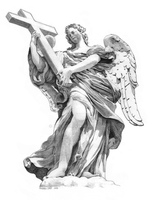 Angel by Bernini by awlaux