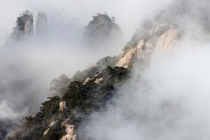Huang Shan Mountain-31 by SAMLIM
