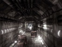 doom3 enviroment by CR-67