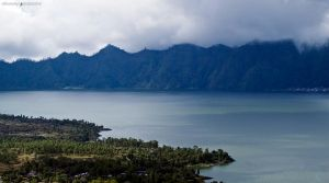 Batur Lake by the-arkz
