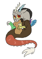 Baby Discord by catlover1672