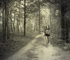 The Lonely Road by BrielleNicole