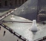 Louvre by Christinabean