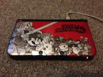SUPER SMASH BROS 3DS XL Edition by MarioBlade64