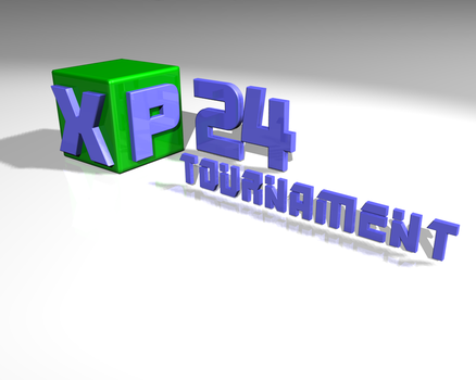XP24 Logo by NioZero
