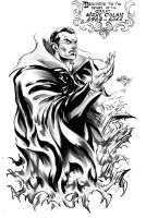 Gene Colan Tribute by MatiasSoto