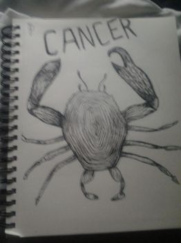 Cancer by RebeccaAH
