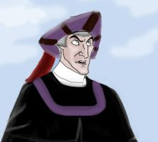 Frollo by Lucius007