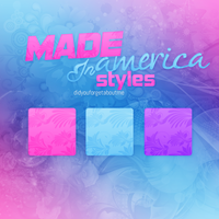 +Made In America (Style) by DidYouForgetAboutMe