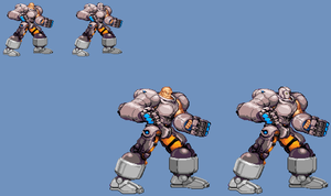 Sprite Work: Irontide by SXGodzilla