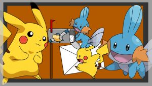 Pokemon Mystery Dungeon Mail