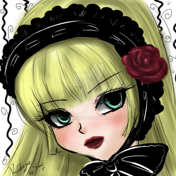 Victorique from Gosick by sunluvramy