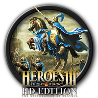 Heroes of Might and Magic III HD Edition Dock icon by kodiak-caine