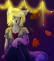 girl, can i tell you a wonderful thing? by flickerwick