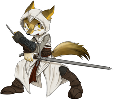 Altair the Golden Jackal ? by Touken2