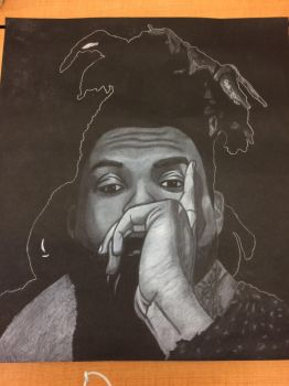 The Weeknd by Lollipock