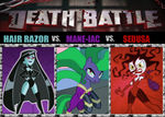 Death Battle Fight Idea 61 by Death-Driver-5000