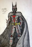 Batman Beyond by JAM4077