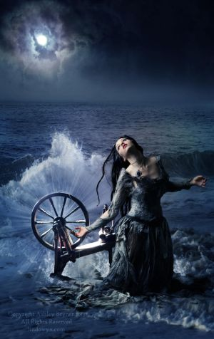 Lady of the Silver Wheel