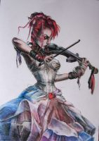 Emilie Autumn by imaginationMorte