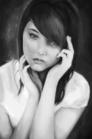 Value Study (Portrait by Pretty-As-A-Picture) by Slath