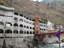 Manikaran Gurudwara by icy-cool