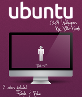 Think Ubuntu Wallpapers by Blitz-Bomb