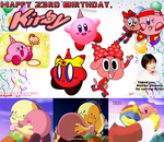 Happy 23rd Birthday, Kirby! by edalhoff345