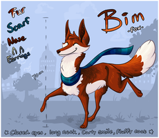 Reference Sheet - Bim by Bimmerd